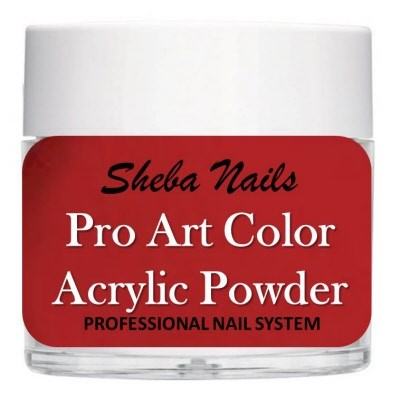 Pro Art Color Acrylic Powder - Cherry