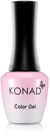 Konad Color Gel Nail Polish - CG071 Pink Chiffon