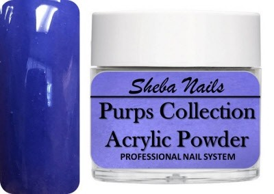 The Purps Acrylic Powder Collection - Perwinkle