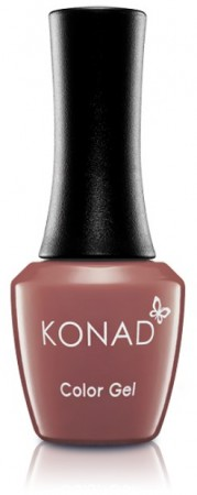 Konad Color Gel Nail Polish - CG025 Rose Brown