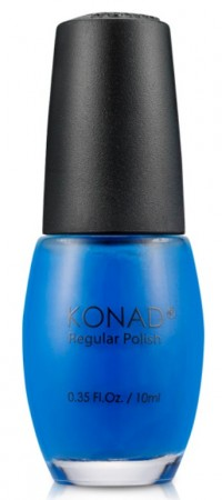 Konad - Regular Nail Polish - R69 Psyche Blue