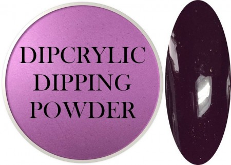 Dipcrylic Acrylic Dipping Powder - Purps Collection - Reign