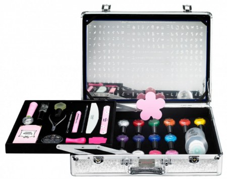 Konad Nail Art - Set - Pro Salon Kit I