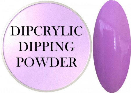 Dipcrylic Acrylic Dipping Powder - Purps Collection - Lavender
