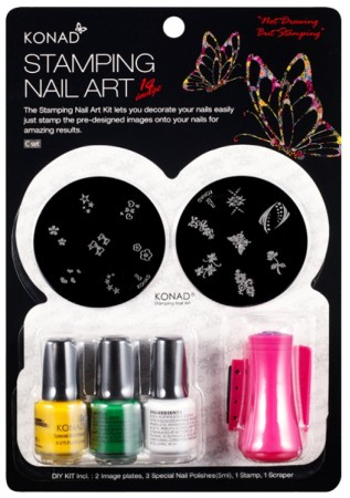 Konad Nail Art - Set C-C