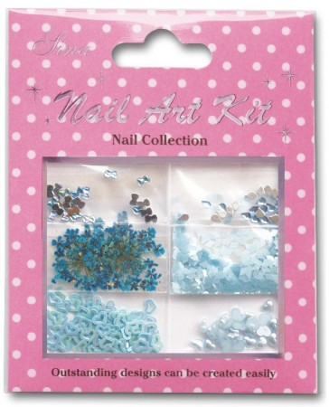 Nail Art Kit - Collection 06