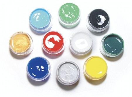 Nail Art Paint Kit