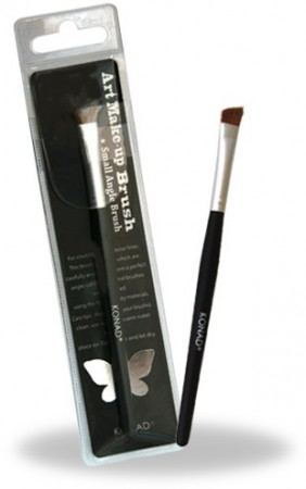 Art Makeup Brush - Small Angle Brush