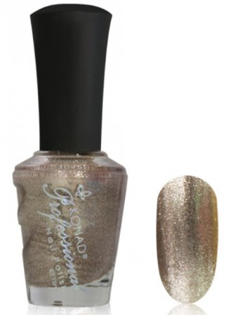 Konad Professional Nail Polish - P965 Gold Brown
