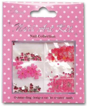 Nail Art Kit - Collection 04
