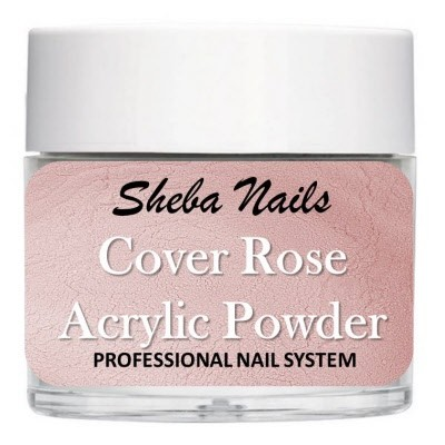 Sheba Nails - Cover Acrylic Powder Collection - Cover Rose