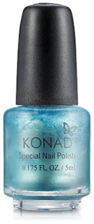 Konad Nail Art - Special Nail Polish - S57 Secret Blue