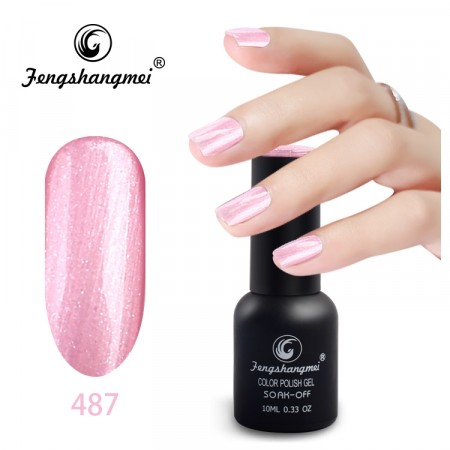 Fengshangmei Color Polish Gel #487