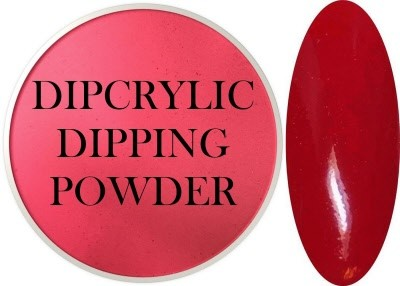 Dipcrylic Acrylic Dipping Powder - Precious Collection - Garnet