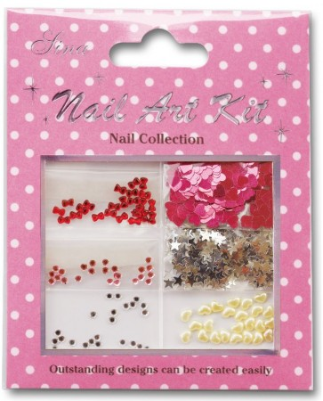 Nail Art Kit - Collection 17