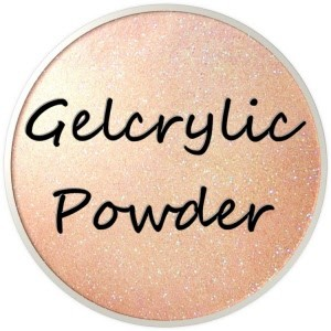 Gelcrylic Powder - Secret Garden Collection - Peony