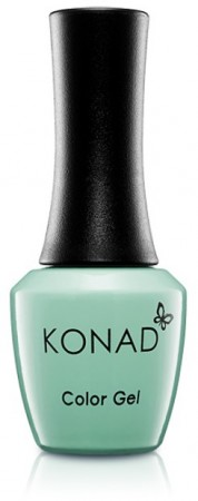 Konad Color Gel Nail Polish - CG035 Mist Green