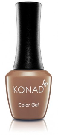 Konad Color Gel Nail Polish - CG026 Chocolate Latte