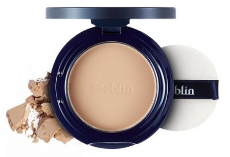 Feeblin Skin Perfection Powder Pact - P3 Nude Peach