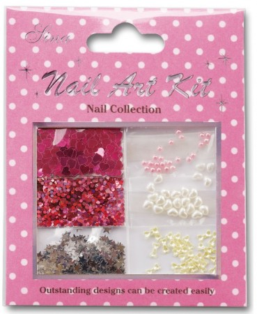 Nail Art Kit - Collection 14