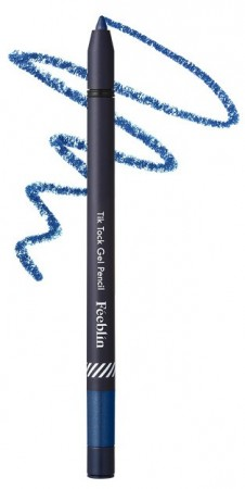 Feeblin Tik Tock Gel Pencil 08P Captain Blue