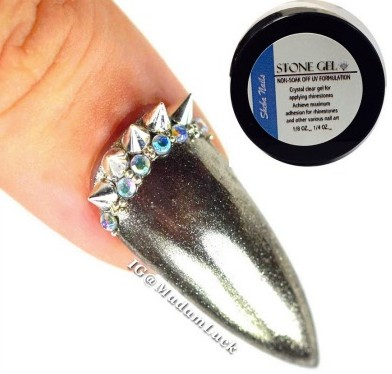 Nail Stone Secure UV Gel
