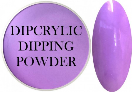 Dipcrylic Acrylic Dipping Powder - Purps Collection - Taffy
