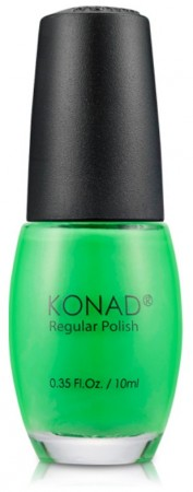 Konad - Regular Nail Polish - R64 Psyche Green