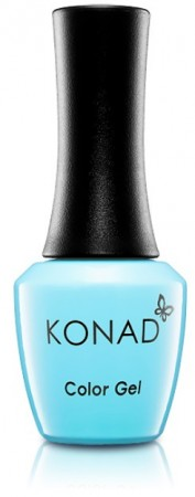 Konad Color Gel Nail Polish - CG021 Sky Blue