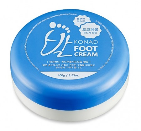 Konad Foot Cream