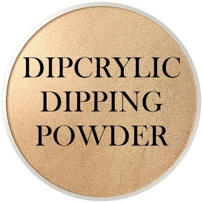 Dipcrylic Acrylic Dipping Powder - Heavy Metal Collection - Copper