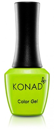 Konad Color Gel Nail Polish - CG018 Lime Punch