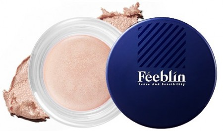 Feeblin Tada Cream Eyeshadow 03 Peach Puree