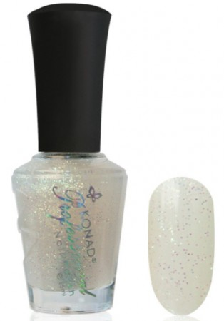 Konad Professional Nail Polish - P002 Pearl Top Coat