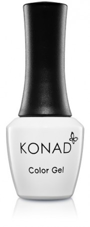 Konad Color Gel Nail Polish - CG004 Pure White