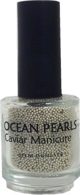 Ocean Pearls Caviar Manicure - Sterling Silver