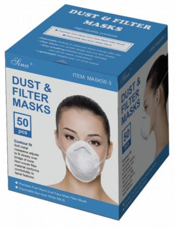 Dust & Filter Masks
