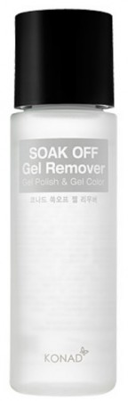 Konad Professional Soak Off Gel Remover