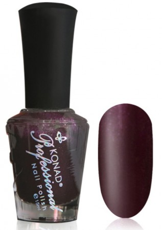 Konad Professional Nail Polish - P653 Purple Wine