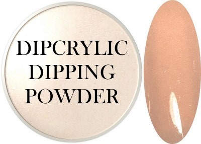 Dipcrylic Acrylic Dipping Powder - Nude Collection - Silk Stockings