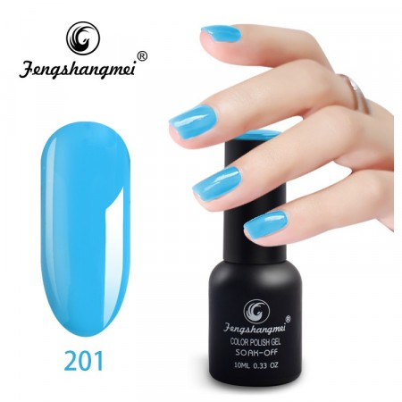 Fengshangmei Color Polish Gel #201