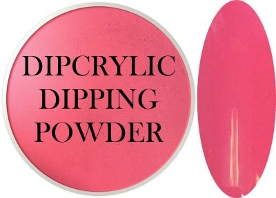 Dipcrylic Acrylic Dipping Powder - Garden Collection - Hibiscus