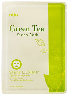 niju Green Tea Essence Mask