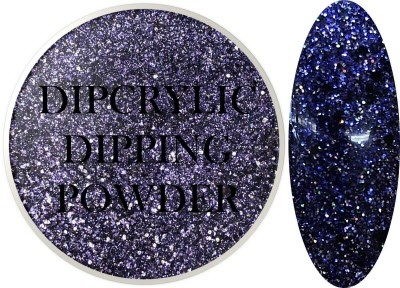 Dipcrylic Acrylic Dipping Powder - Glitter Collection - H. P.