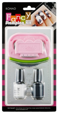Konad Nail Art - Set - Fancy Kit I