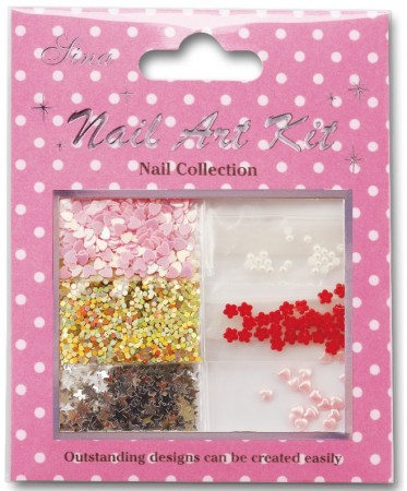 Nail Art Kit - Collection 19