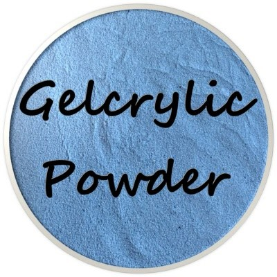Gelcrylic Powder - Retro Chic Collection - Navy