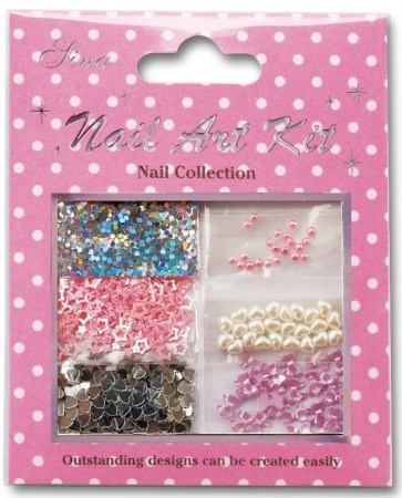 Nail Art Kit - Collection 21