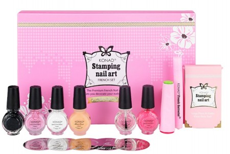 Konad Nail Art - Set - French Set Premium