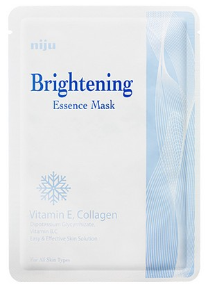 niju Brightening Essence Mask